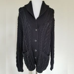 Polo Ralph Lauren Chunky Knit Cable Cardigan